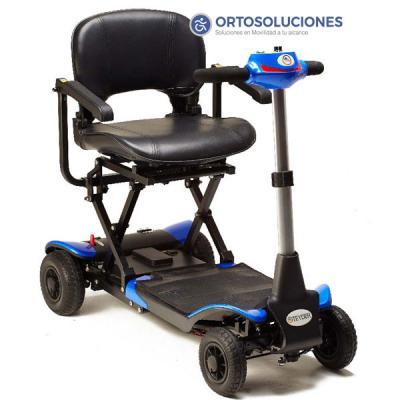 Scooter eléctrico plegable Enzo Teyder