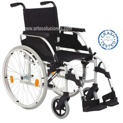 Silla plegable acero BREEZY UNIX