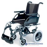 Silla de ruedas de aluminio Breezy Style