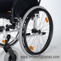 Silla de ruedas ligera CANEO-L Long AYUDAS DINAMICAS
