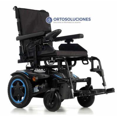 Silla de ruedas eléctrica Q100 R SUNRISE