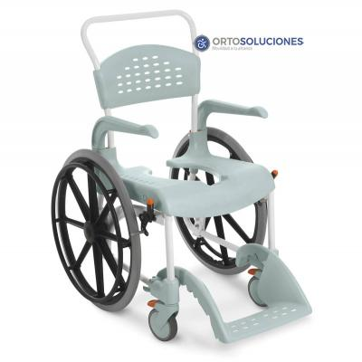 Silla ducha CLEAN AUTOPROPULSABLE