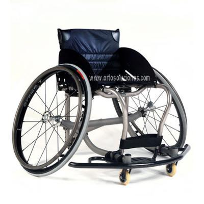 Sillas de ruedas para el deporte sillas manual deportivas handbike orto soluciones - Deportes en silla de ruedas ...