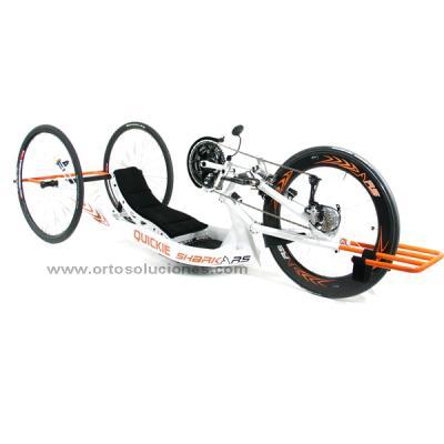 Silla de ruedas Deportiva Shark RS