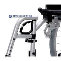 Silla de acero plegable S ECO 300