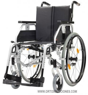silla de ruedas ligera Bischoff PYRO LIGHT OPTIMA