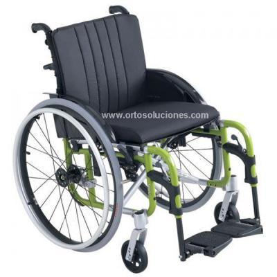 Silla aluminio plegable SpinX