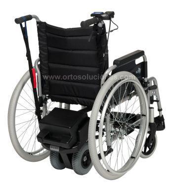 Sistema acompañante V DRIVE + Silla de ruedas
