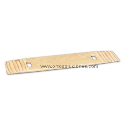 Tabla de transferencia de madera