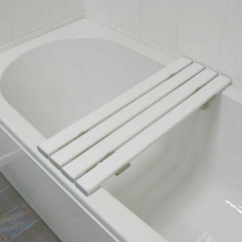 Tabla de bañera 4 listones 69x24 cm hasta 190 kg