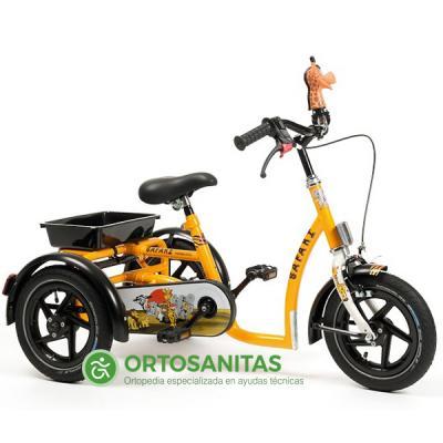 Triciclo niños SAFARI