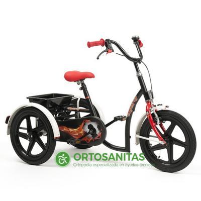 Triciclo terapéutico SPORTY