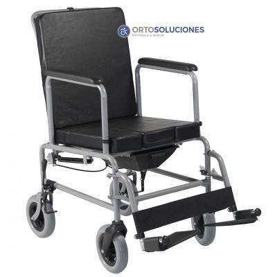 Silla de ruedas respaldo reclinalbe TS-1