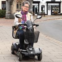 Scooter de grandes prestaciones compacto VANTAGE