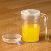 Vaso de policarbonato