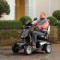 Scooter de gran autonomía y altas prestaciones  VENTURA