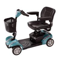 Scooter desmontable con suspensión VEO SPORT
